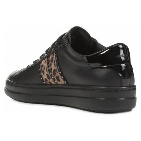 Geox Pontoise Sneakers Black