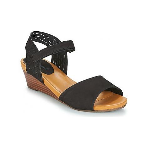 Hush puppies LIANE women's Sandals in Black