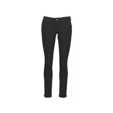 Ikks BP29145-02 women's Skinny Jeans in Black
