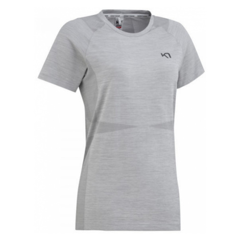 KARI TRAA MARIT TEE grey - Women's sports T-shirt