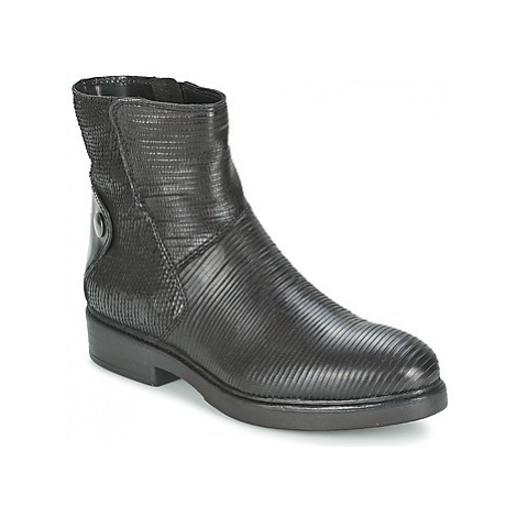 Nome Footwear CRAQUANTE women's Mid Boots in Black