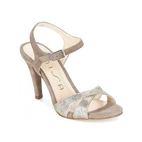 Unisa WARIAN women's Sandals in Brown
