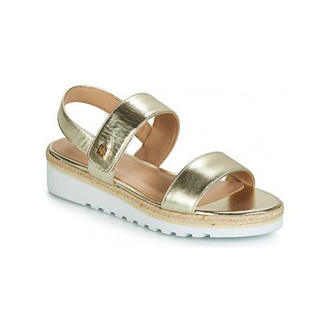 Lauren Ralph Lauren JEWELLE women's Sandals in Gold