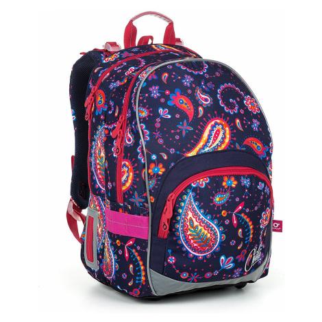 backpack Topgal KIMI 19010 - G/Blue - girl´s