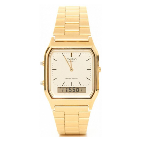 Mens Casio Classic Alarm Chronograph Watch AQ-230GA-9DMQYES