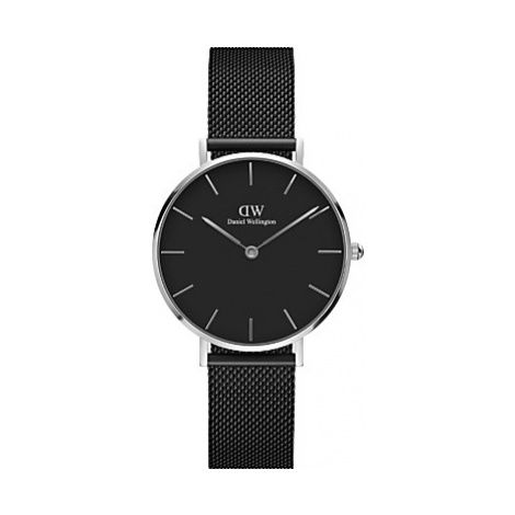 Daniel Wellington Women's 32mm Classic Petite Ashfield Mesh Bracelet Strap Watch