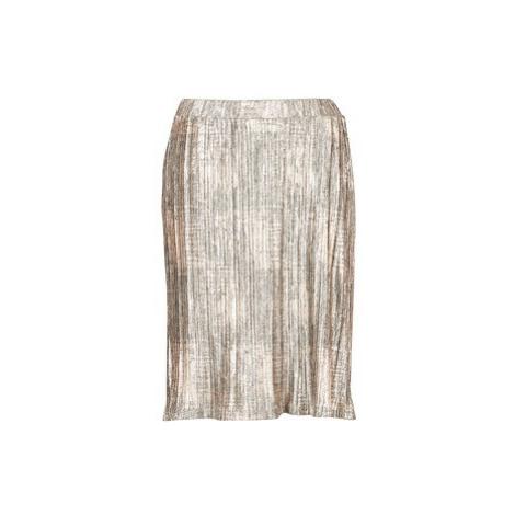 Cream GLORY SKIRT women's Skirt in Silver