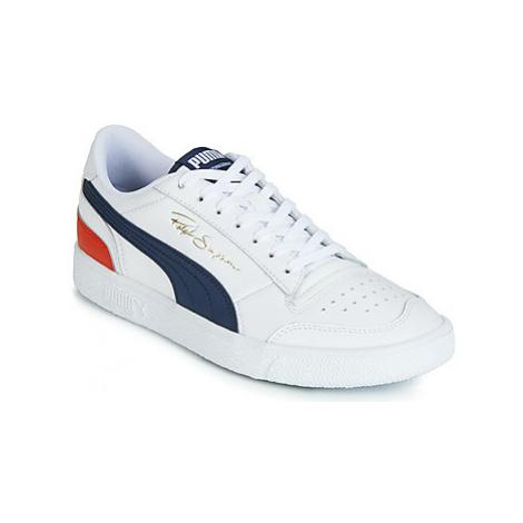 Puma RALPH SAMPSON LO men's Shoes (Trainers) in White
