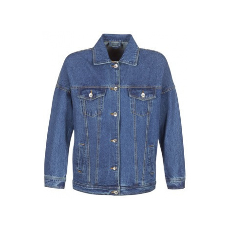 Vero Moda VMOLIVIA women's Denim jacket in Blue