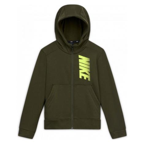Nike B NK DRY FLC FZ GFX - Boys' sweatshirt