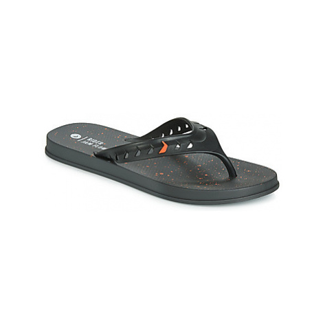 Rider JAM FLOW THONG men's Flip flops / Sandals (Shoes) in Black