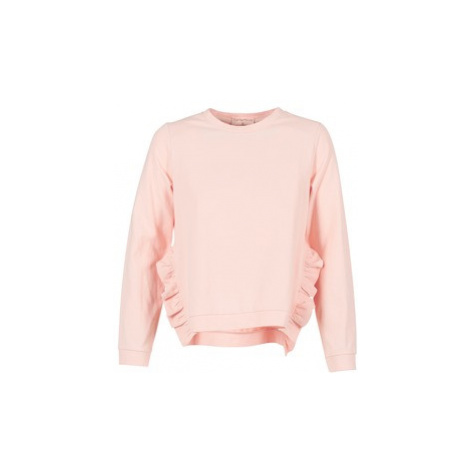 Moony Mood GEROSE women's Sweatshirt in Pink