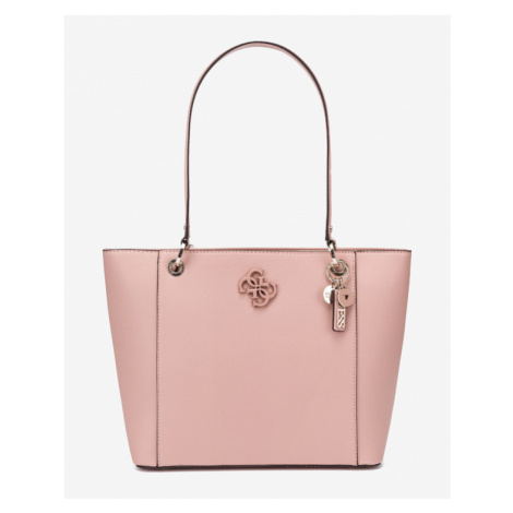 Guess Noelle Elite Handbag Pink