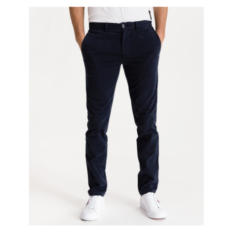 Tommy Hilfiger Bleecker Chino Trousers Blue