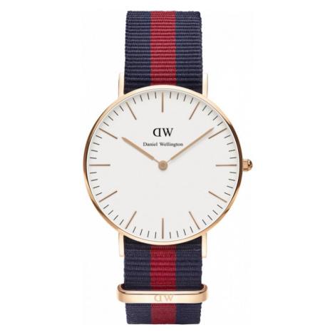 Ladies Daniel Wellington Oxford Rose 36mm Watch DW00100029