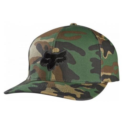 Fox LEGACY FLEXFIT HAT brown - Men's baseball cap