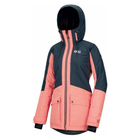 Picture MINERAL pink - Women's winter jacket