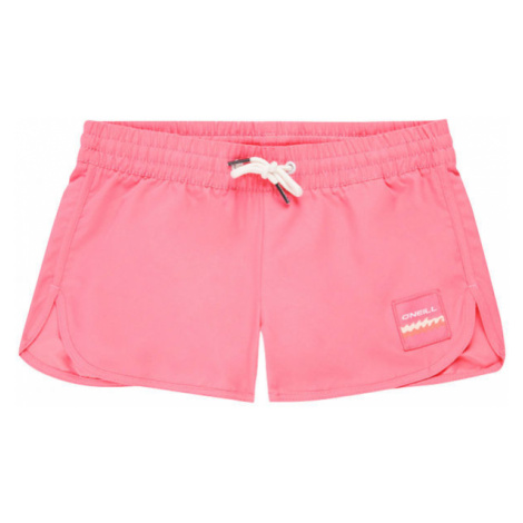 O'Neill PG SOLID BEACH SHORTS pink - Girl's shorts