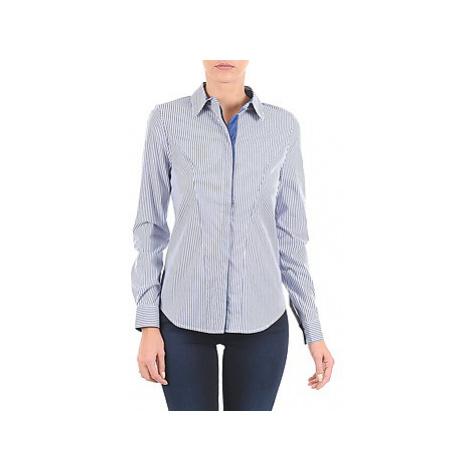 La City OCHEMBLUETRY women's Shirt in Blue
