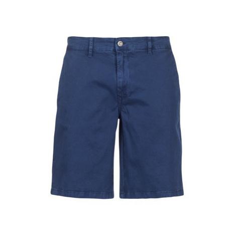 Serge Blanco BERSHOT men's Shorts in Blue