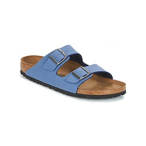 Birkenstock ARIZONA men's Mules / Casual Shoes in Blue
