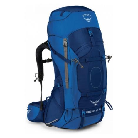 Osprey AETHER AG 70 M blue - Hiking backpack