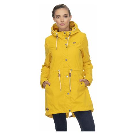 jacket Ragwear Canny 20 - 6028/Yellow - women´s