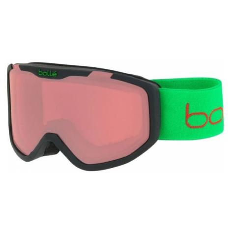 Bolle ROCKET black - Children's downhill ski goggles