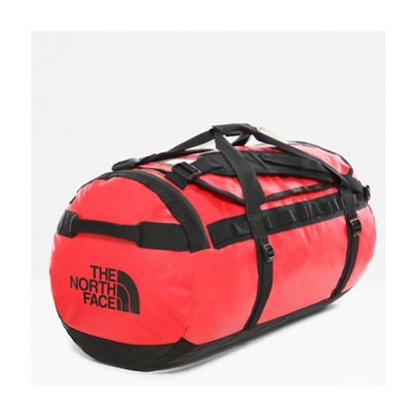 The North Face Base Camp Duffel - Large Tnf Red/tnf Black