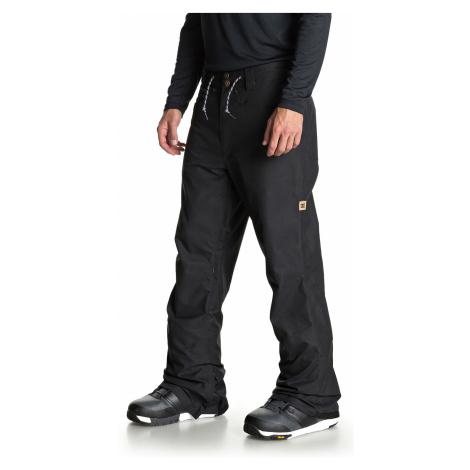 pants DC Relay - KVJ1/Waxed Black - men´s