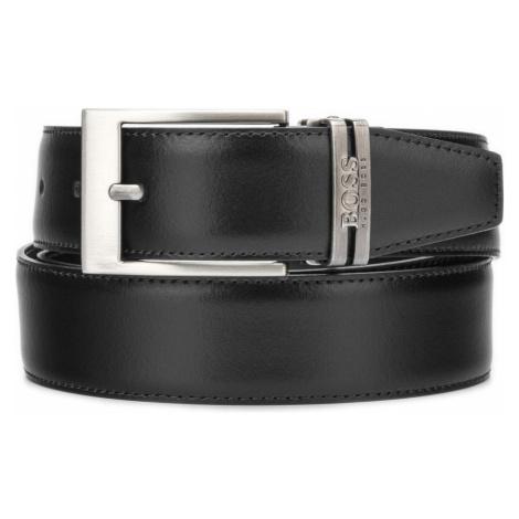 BOSS Galliz Belt Black Brown Hugo Boss