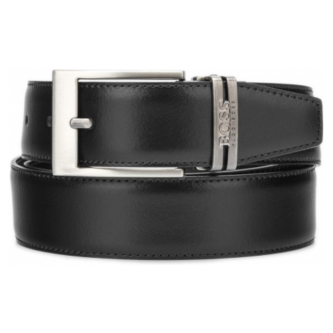 BOSS Galliz Belt Black Brown Hugo Boss