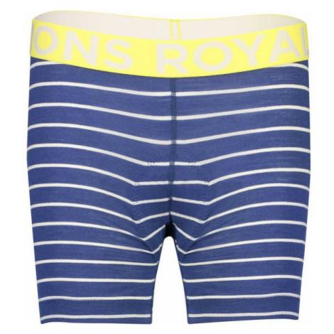 MONS ROYALE MOMENTUM CHAMOIS blue - Padding for women's biking shorts