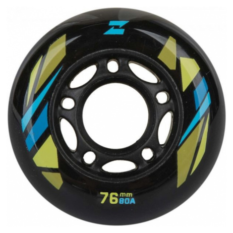 Zealot 76-80A WHEELS 4PACK green - Set of inline wheels