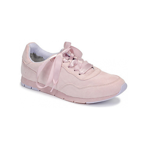 Tamaris DAKI women's Shoes (Trainers) in Pink