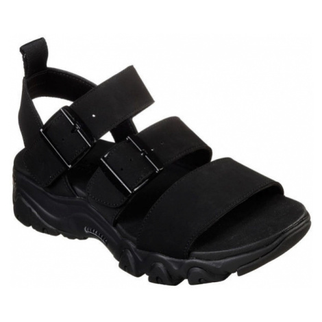 Skechers D LITES 2.0 COOL COSMOS black - Women's sandals
