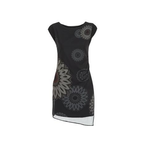 Desigual SANDRINI women's Dress in Black