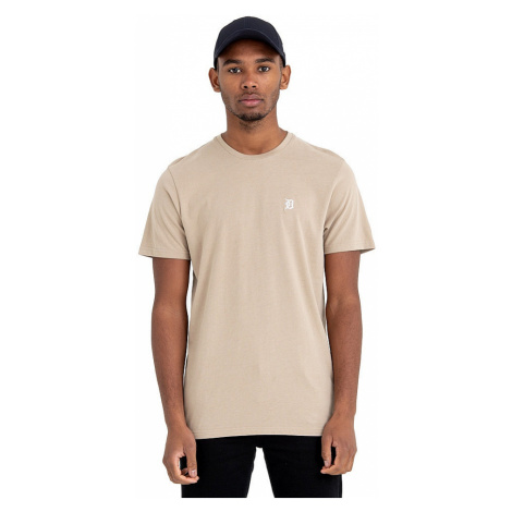 T-Shirt New Era Pastel Mini Logo MLB Detroit Tigers - Camel - men´s