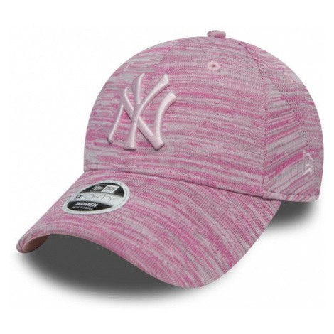 New Era 9Forty Womens Essential Fit NY Yankees Pink