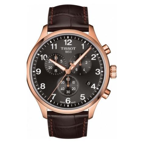 Mens Tissot Chrono XL Classic Watch T1166173605701