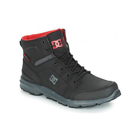 DC Shoes TORSTEIN M BOOT XKSR men's Mid Boots in Black