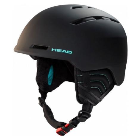 Head VALERY black - Ski helmet