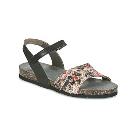 Think CIONWE women's Sandals in Black