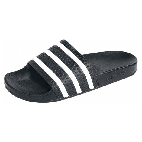 Adidas - Adilette - Sandals - black-white