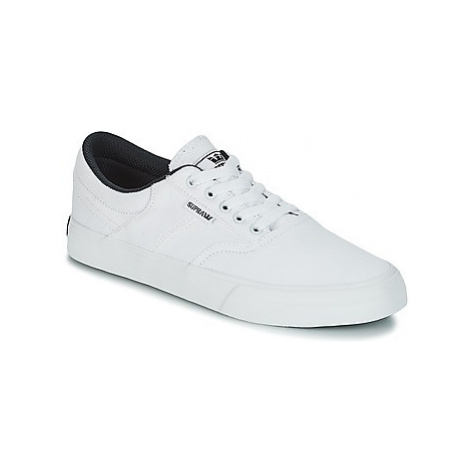 Supra COBALT women's Shoes (Trainers) in White