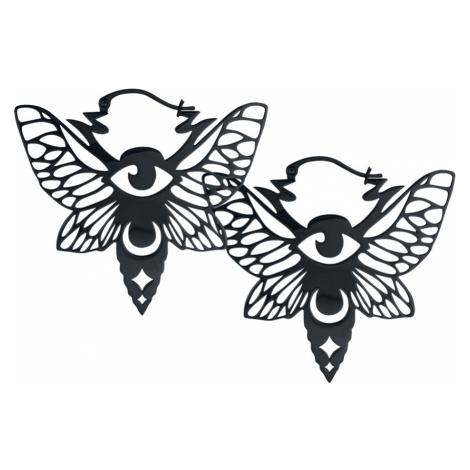 Wildcat - Mystic Moth Hoops - Earring set - Standard