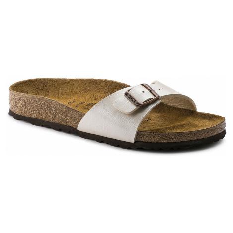 shoes Birkenstock Madrid - Graceful Pearl White - women´s