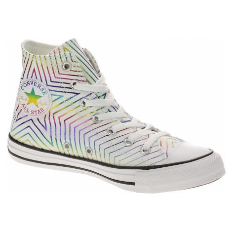 shoes Converse Chuck Taylor All Star Hi - 565396/White/Black/White - women´s