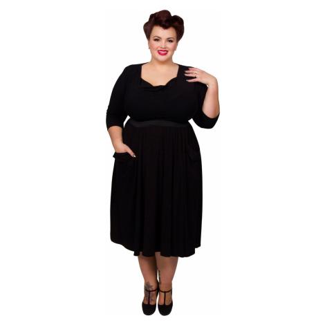 Pocket Skirt - Black Scarlett & Jo
