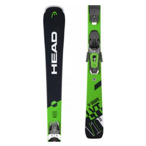 Head V-SHAPE V10 SW LYT-PR + PR 11 GW - Downhill skis